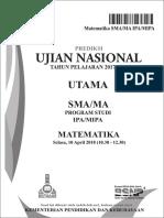 siap UN SMA 2018 Paket 1 fix.pdf