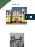 iglesias virreynales