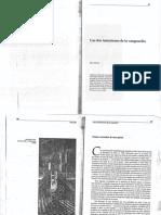 Jitrik Noe - Las Dos Tentaciones de La Vanguardia