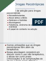 Adicção a Drogas Psicotrópicas (1)
