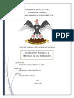 Cálculo de Instalaciones Sanitarias para una edificacion.pdf