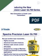 GL700 Series Sales Presentation