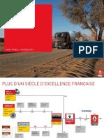 Renault Trucks Presentation