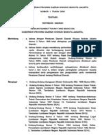 Perda Dkij No.1-2006 Retribusi Daerah