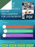 Mercado de Productos Farmacéuticos Y Uso de Medicamentos
