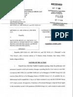 Teak-v-HUB lawsuit