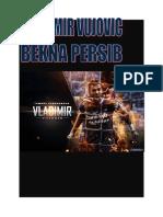 Vladimir Vujovic Bekna Persib