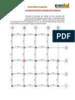 Cálculo de Columas de Edificio Vivienda Multifamiliar