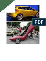 Tipos de Carro y Modelos