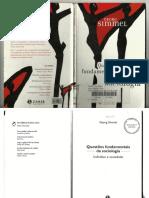 Georg Simmel-Questões Fundamentais da Sociologia. 1-Zahar Editora (2006).pdf