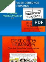 Principales Ddhh