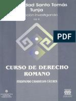 DERECHO ROMANO FERDINANDO