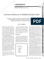 Corrosion Behavior of Welded Stainless Steel.pdf
