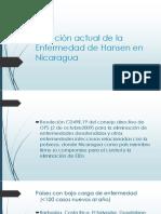 Situación Actual de La Lepra en Nicaragua
