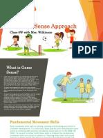 game sense approach scribd