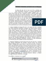 Orden detención preliminar - Keiko Fujimori (2da parte)