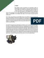 Generalidades de La Operacion Del Motor