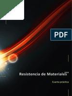 PRACTICA DE RESISTENCIA DE MATERIALES