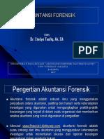 Akuntansi Forensik