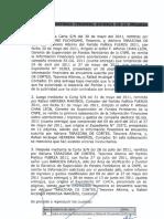 Orden de detención contra Keiko Fujimori