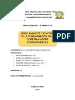 Informe Minera Condestable[1]