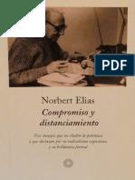 Elias, Norbert  Compromiso y distanciamiento.pdf