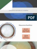 Glaucoma Asociado Al Cristalino