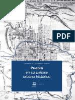 Puebla en su paisaje urbano histórico