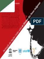 DECLARAÇÃO Das Nações Unidas Sobre Os Direitos Dos Povos Indígenas - Edição Especial Com Perguntas e Respostas