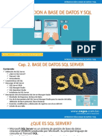 Cap 2 Base de Datos Sqlserver SQL (1)