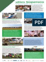 Boletim Supereco - Projeto Tecendo as Águas - 2ª edição