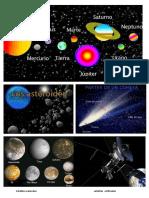 Satélites Naturales Satélites Artificiales