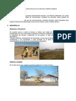 PROCESO CONSTRUCTIVO DE UN GALPON