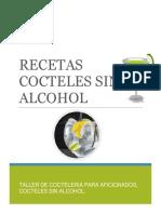 Recetario Coctel SIN ALCOHOL