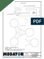 1.5 Inch Alpha Skimmer Data Sheet