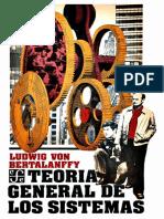 [Bertalanffy Ludwig Von] Teoría General de Los Sistemas