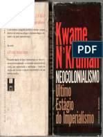 Neocolonialismo Kwame Nkrumah