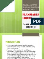 0515140152 Gamal Armando Flammable Liquid