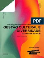 BARROS e BEZERRA Gestao Cultural e Diversidade