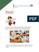 Pinocho Ilustrado
