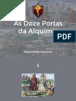 As Doze Portas da Alquimia.pdf