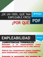 Diapositivas 14 (Empleabilidad)