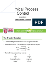 The Transfer Function