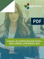 00 Manual de Configuración Básica para operar Appministra 18.01