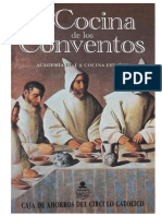 cocina de conventos