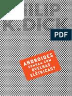 Philip K. Dick - Androides Sonham Com Ovelhas Elétricas