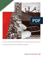 As Oito Grandes Tendências Até 2020