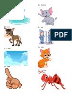 3 abecedarios ilustrados