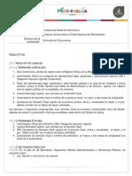 Requisitos 1033 Proyectos Concurrentes Al Fondo Nacional Del Emprendedor