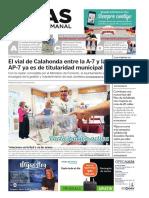Mijas Semanal nº809 Del 11 al 18 de octubre de 2018